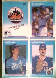 1987 Fleer Wax Box Cards #C14 Ryne Sandberg