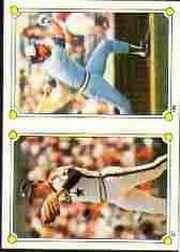 1987 Topps Stickers #27 Nolan Ryan (188)