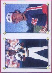1987 Topps Stickers #131 Barry Bonds (292) front image