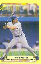 1987 Classic Update Yellow #131 Pete Incaviglia