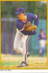 1987 Topps Glossy Send-Ins #8 Roger McDowell