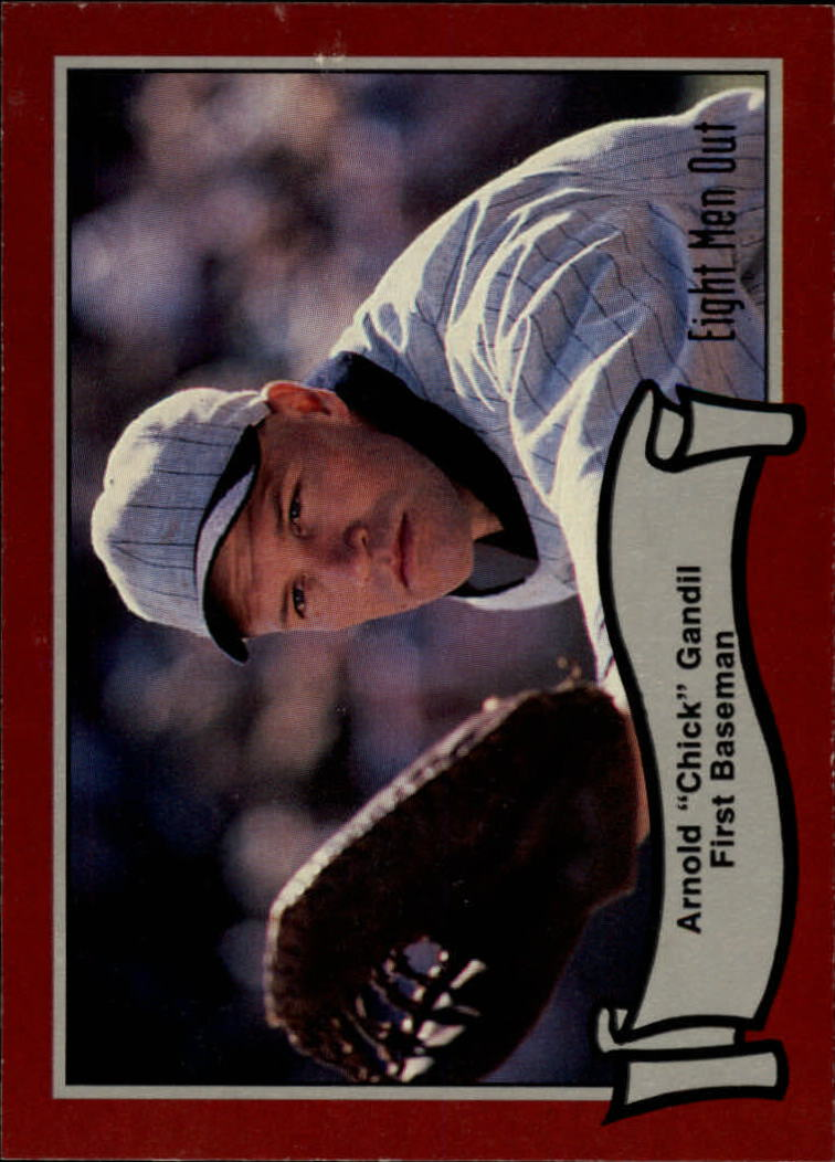 1988 Pacific Eight Men Out #25 Chick Gandil/1st Baseman