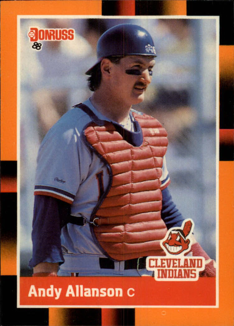 1988 Donruss Baseball's Best #5 Andy Allanson