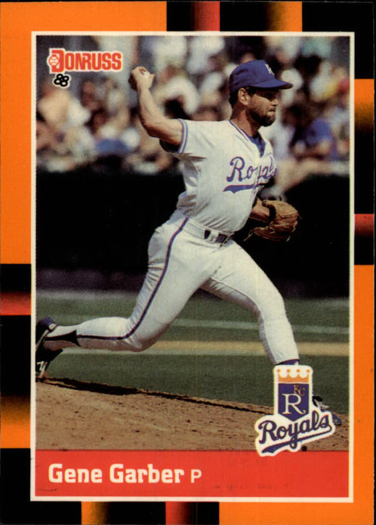 1988 Donruss Baseball's Best #63 Gene Garber