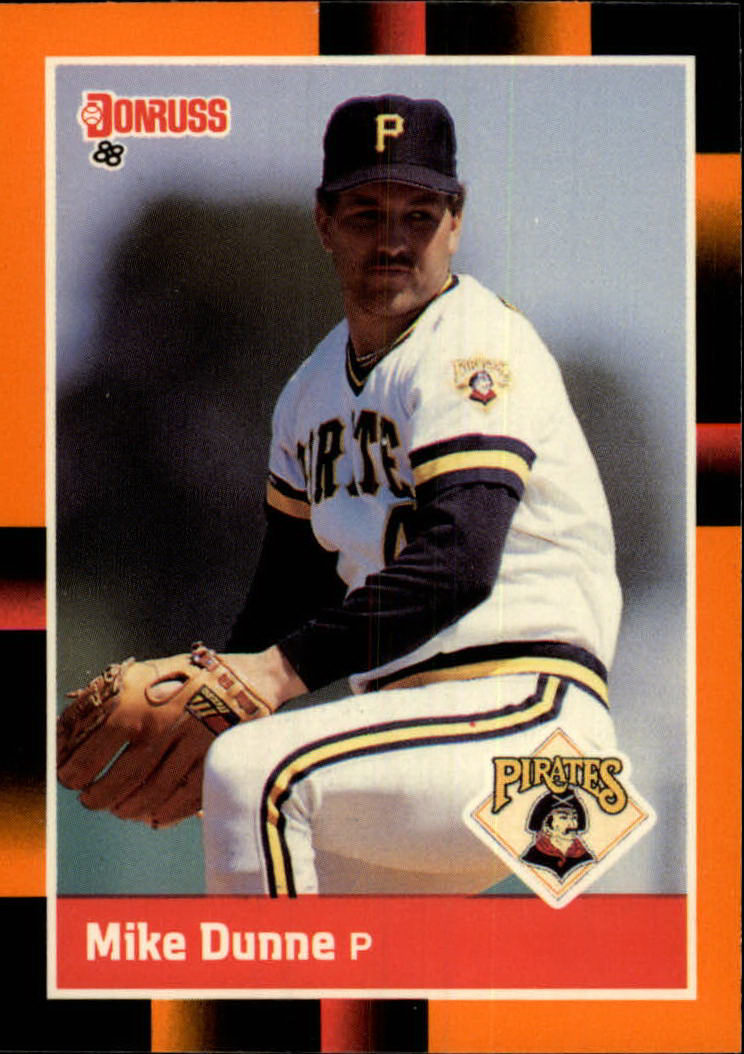 1988 Donruss Baseball's Best #89 Mike Dunne