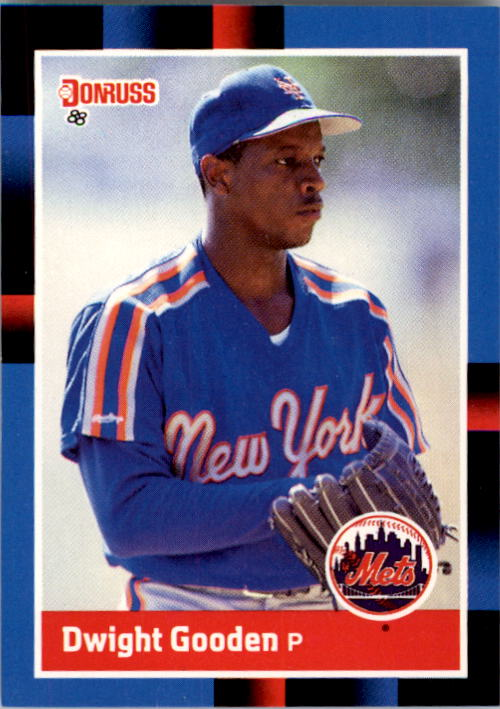 1988 Donruss #69 Dwight Gooden
