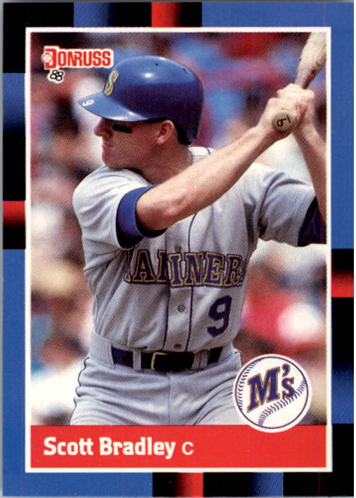 1988 Donruss #147 Scott Bradley