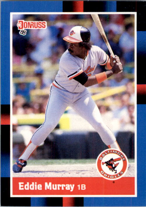 1988 Donruss #231 Eddie Murray