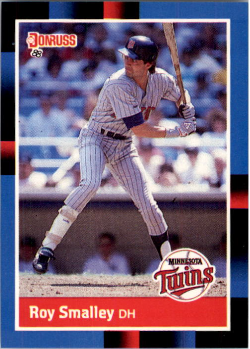 1988 Donruss #566 Roy Smalley