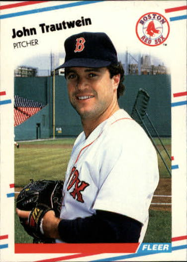 1988 Fleer Update #10 John Trautwein