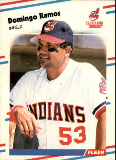 1988 Fleer Update #23 Domingo Ramos
