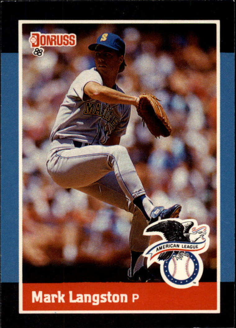 1988 Donruss All-Stars #26 Mark Langston