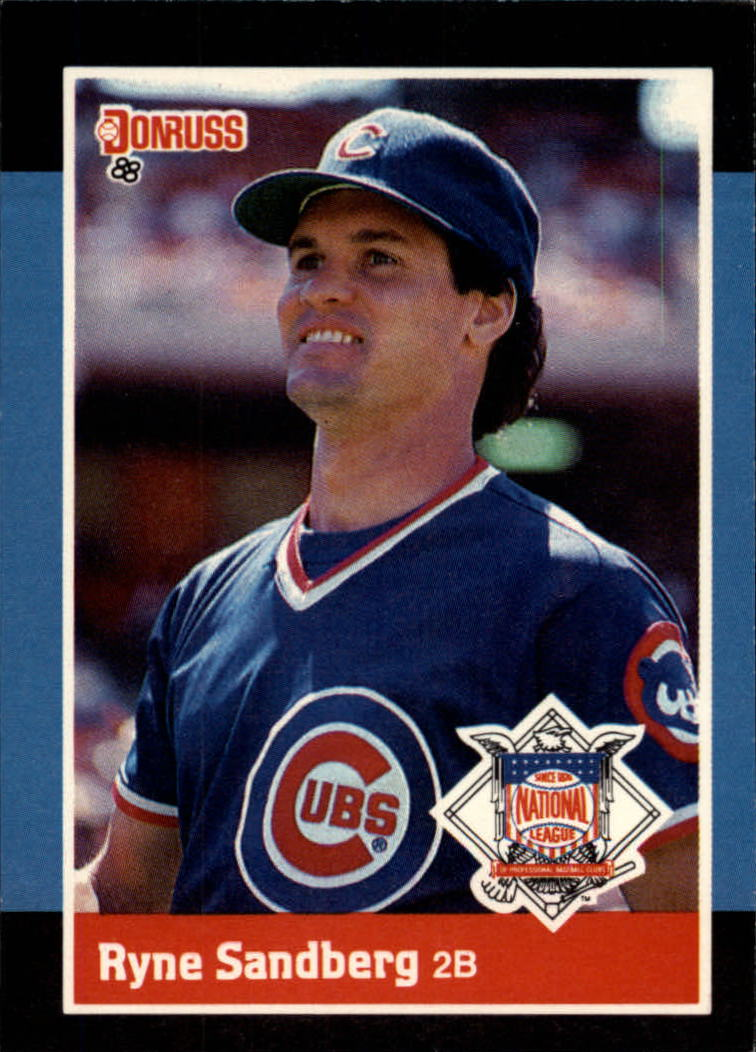 1988 Donruss All-Stars #35 Ryne Sandberg