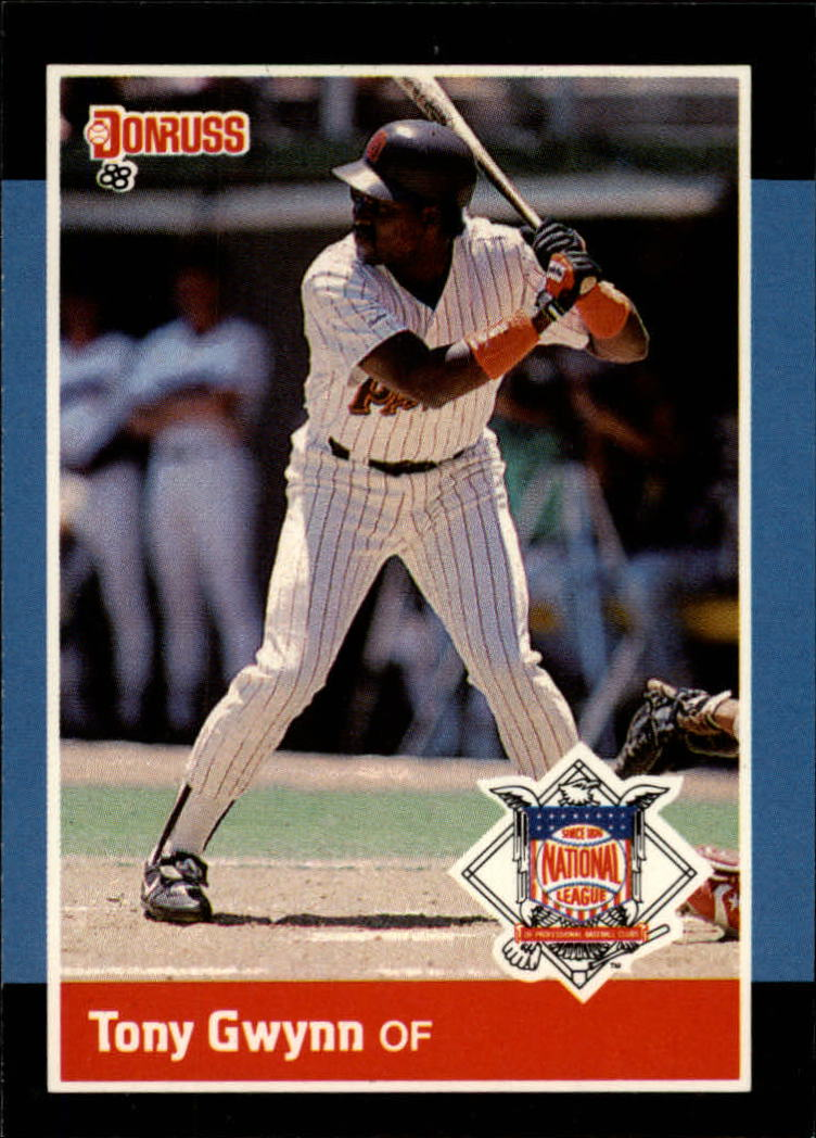 1988 Donruss All-Stars #51 Tony Gwynn