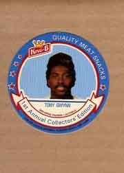 1988 King-B Discs #5 Tony Gwynn