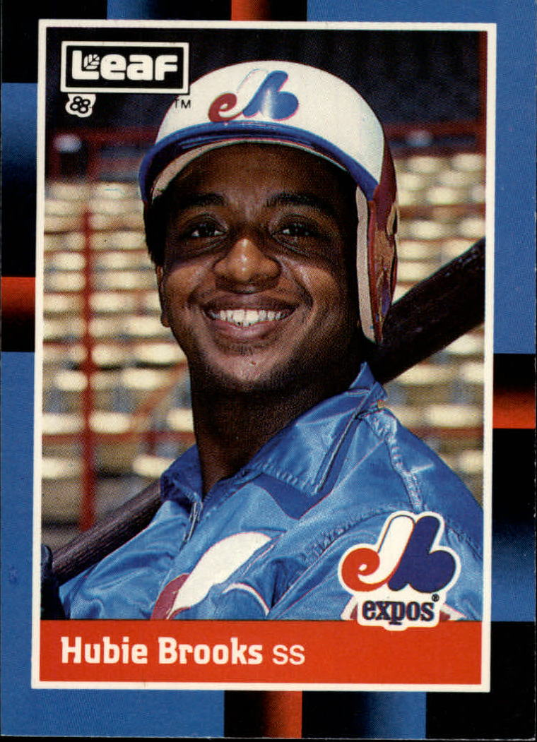 1988 Leaf/Donruss #257 Hubie Brooks