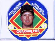 1988 Our Own Tea Discs #4 Mark McGwire