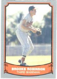 1988 Pacific Legends I #3 Brooks Robinson