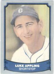 1988 Pacific Legends I #4 Luke Appling front image