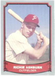 1988 Pacific Legends I #8 Richie Ashburn front image