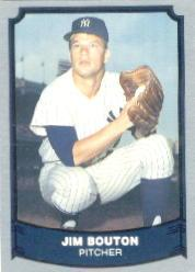 1988 Pacific Legends I #20 Jim Bouton