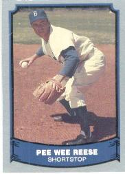 1988 Pacific Legends I #21 Pee Wee Reese