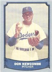 1988 Pacific Legends I #33 Don Newcombe front image