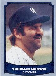 1988 Pacific Legends I #34 Thurman Munson