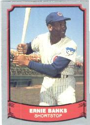 1988 Pacific Legends I #36 Ernie Banks