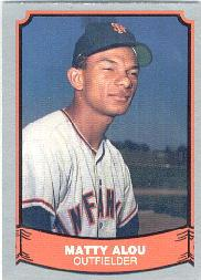 1988 Pacific Legends I #37 Matty Alou