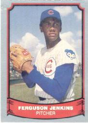 1988 Pacific Legends I #43 Fergie Jenkins