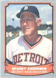 1988 Pacific Legends I #46 Sparky Anderson