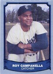 1988 Pacific Legends I #47 Roy Campanella front image
