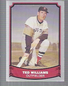 1988 Pacific Legends I #50 Ted Williams front image
