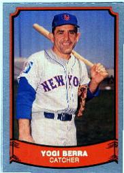 1988 Pacific Legends I #53 Yogi Berra
