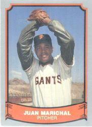 1988 Pacific Legends I #54 Juan Marichal