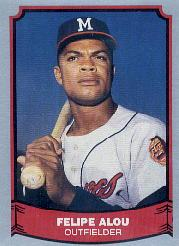 1988 Pacific Legends I #58 Felipe Alou