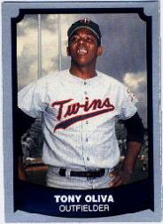 1988 Pacific Legends I #59 Tony Oliva