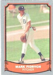 1988 Pacific Legends I #62 Mark Fidrych