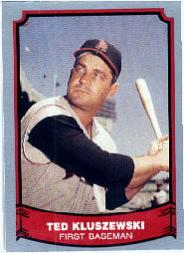 1988 Pacific Legends I #72 Ted Kluszewski front image