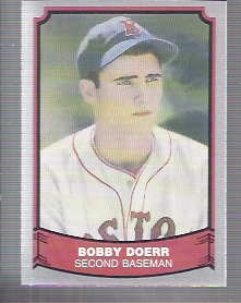 1988 Pacific Legends I #73 Bobby Doerr
