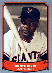 1988 Pacific Legends I #79 Monte Irvin