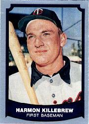 1988 Pacific Legends I #86 Harmon Killebrew