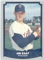 1988 Pacific Legends I #88 Jim Kaat