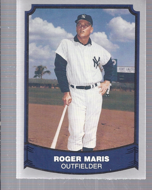 1988 Pacific Legends I #89 Roger Maris