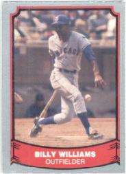1988 Pacific Legends I #90 Billy Williams