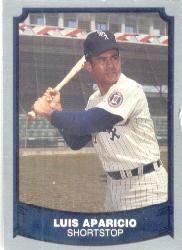 1988 Pacific Legends I #91 Luis Aparicio front image