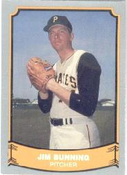 1988 Pacific Legends I #92 Jim Bunning