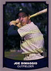 1988 Pacific Legends I #100 Joe DiMaggio