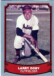 1988 Pacific Legends I #102 Larry Doby front image
